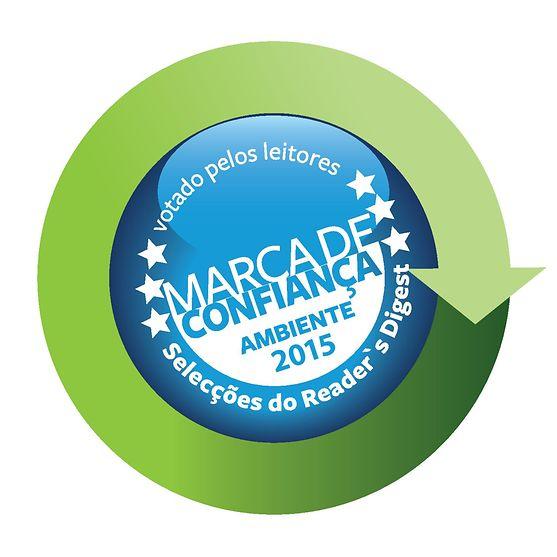 Logo: Marca de Confiança Ambiente 2015