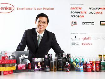 Surachet Tanwongsval, President of Henkel Thailand
