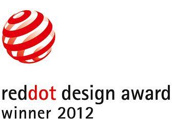 reddot design award 2012