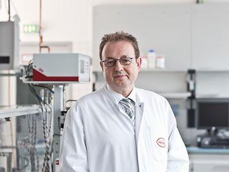 Henkel expert Hartmut Büsching.