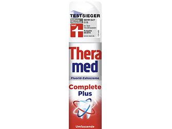 Stiftung Warentest: Die Bestnote für Theramed Complete Plus