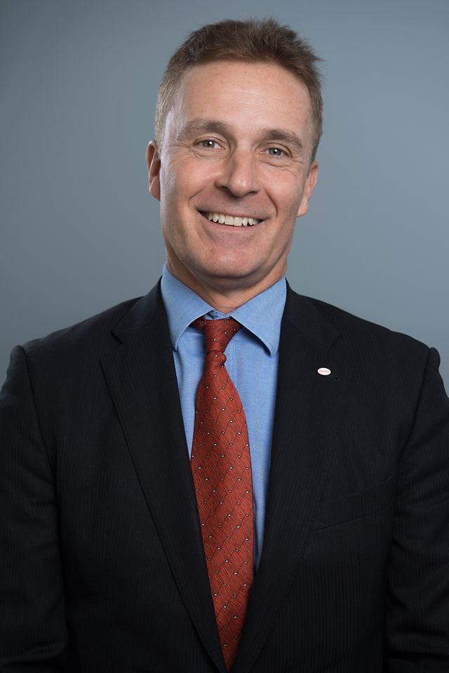 Robert Larsen  Nordic President and Functions Director HR