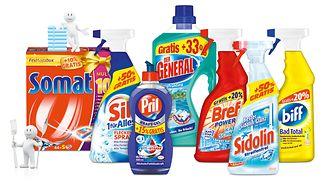 """Henkel Promotion """"Saubere Angebote"""""""
