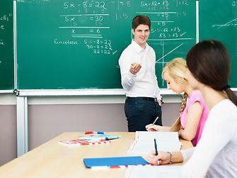 """""""Teach First""""-Fellow Sebastian Kesper"""