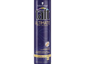 Lakier do włosów Taft ULTIMATE