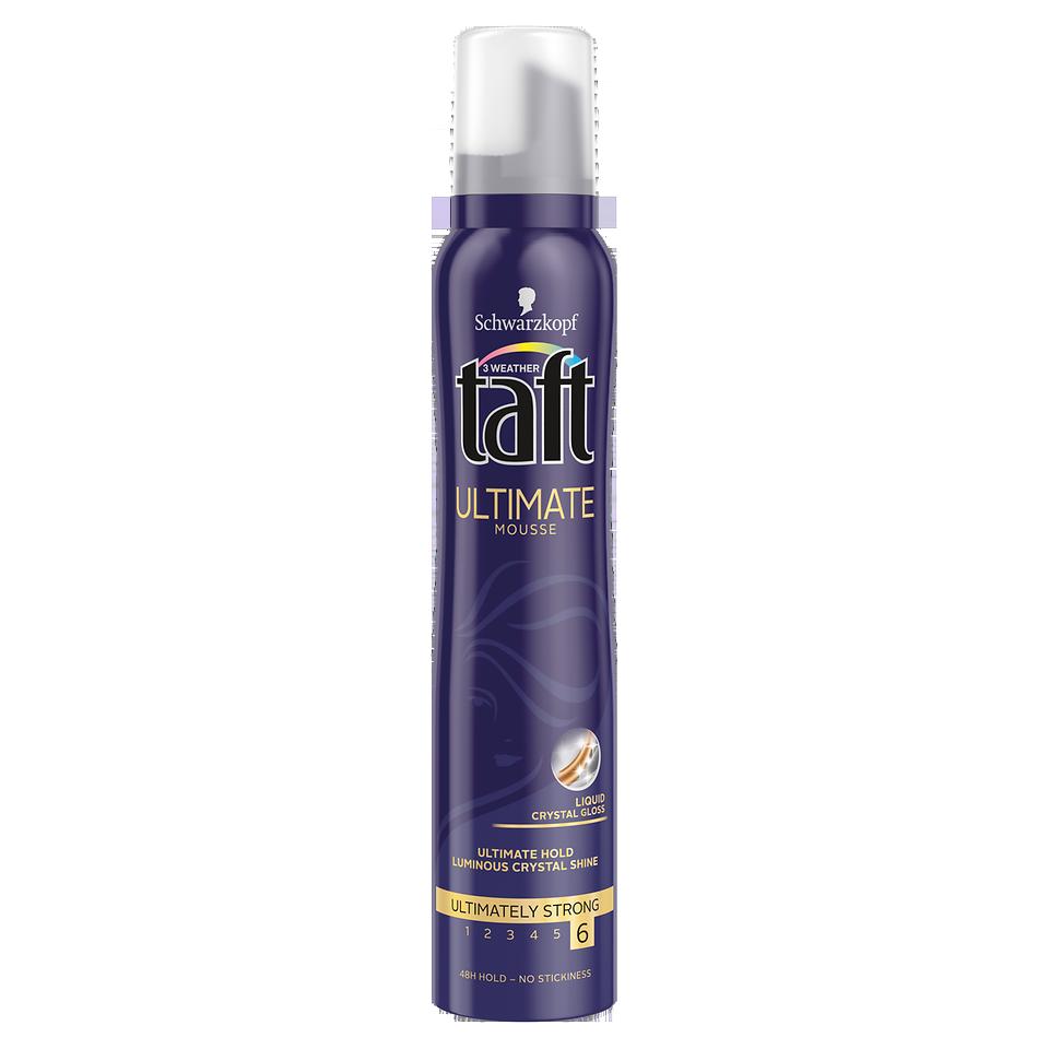 Pianka do włosów Taft ULTIMATE