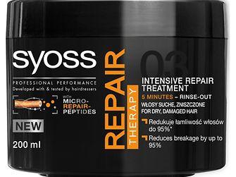 Maseczka Syoss Repair Therapy