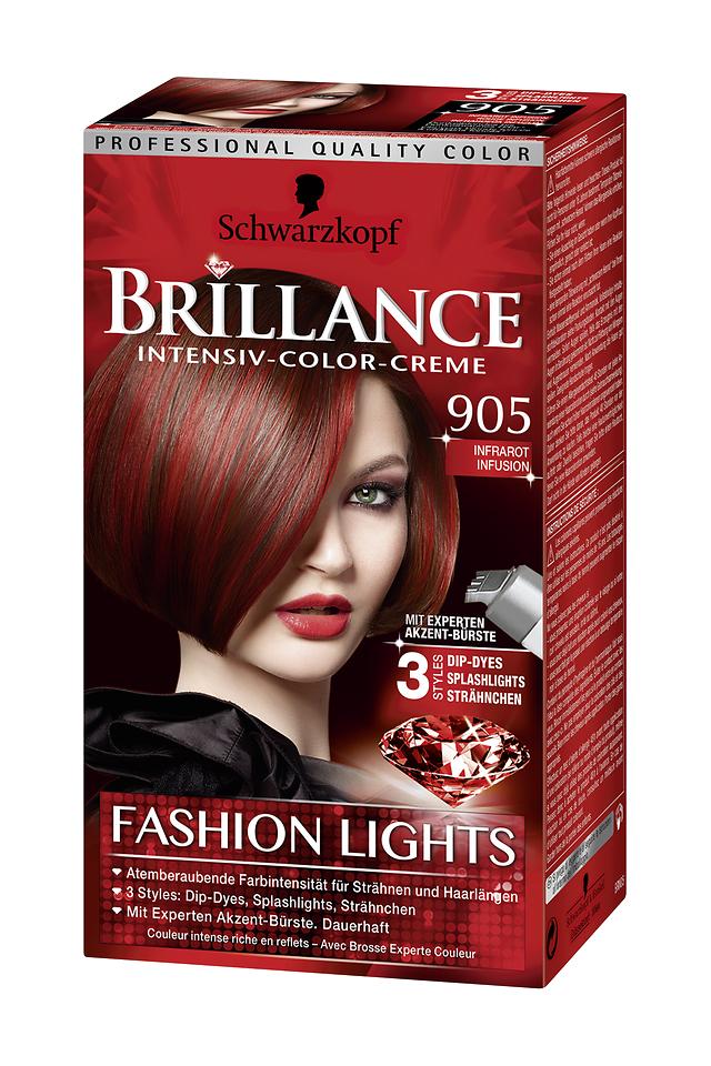 Brillance Fashion Lights Infrarot Infusion