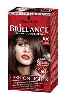 Brillance Fashion Lights Bronze Reflection