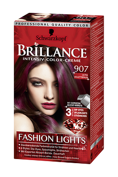 Brillance Fashion Lights Ultra Violettbraun