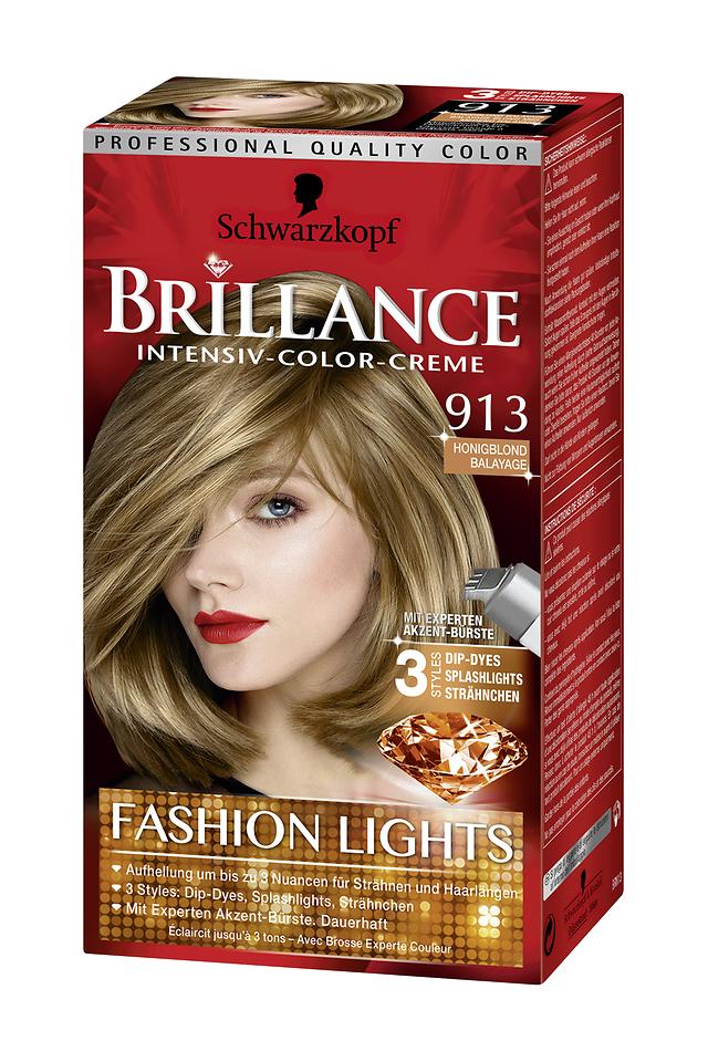 Brillance Fashion Lights Honigblond Balayage