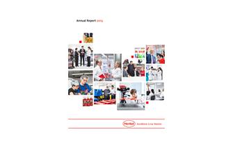 Årsberetning 2013 (Cover)