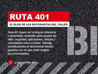 Ruta 401: El blog de los entusiastas del taller