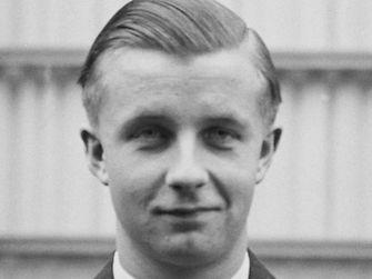 Dr. Jost Henkel 1933