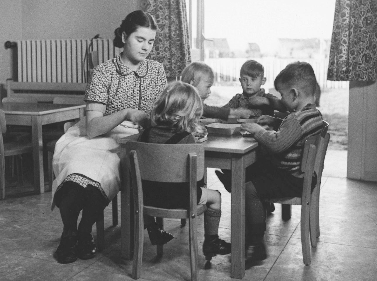 Kindergarten 1940