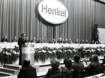 Первое ежегодное открытое собрание акционеров, 1986 год