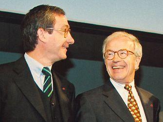 Dr. Ulrich Lehner, Dr. Hans- Dietrich Winkhaus