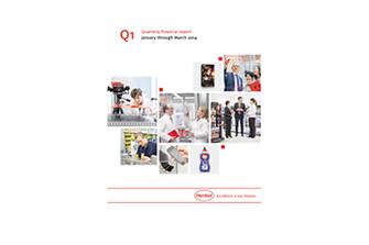 Kvartalsrapport Q1/2014 (Cover)