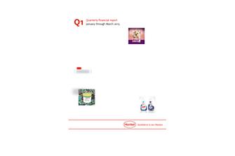 Kvartalsrapport Q1/2015 (Cover)