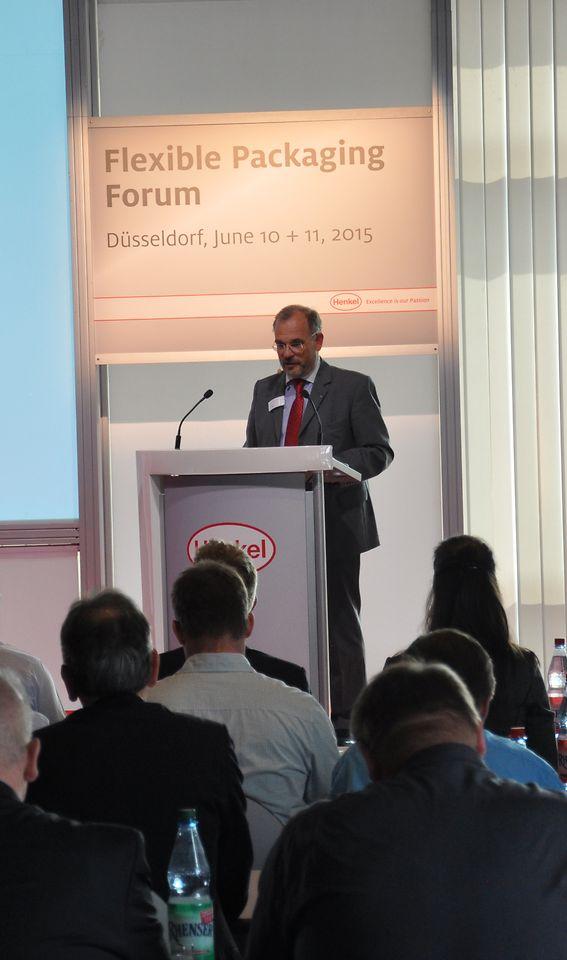 Oliver Dunskus, Global Technology Manager Polyurethanes