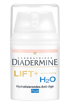 Diadermine Lift+ H2O Hydratisierendes Anti-Age Fluid