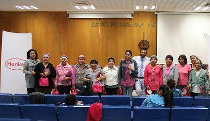 El proyecto ha beneficiado ya a más de 100 mujeres en México
