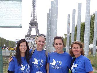 """Henkel France volunteers at the """"journée des oubliés des vacances"""""""