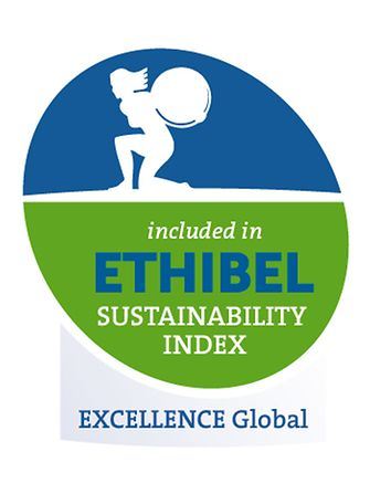Logo Ethibel Sustainability Index Excellence Global