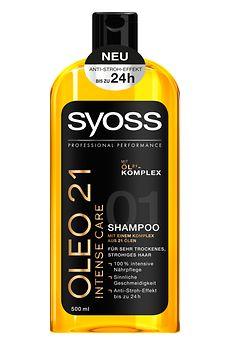 Syoss Oleo 21 Intense Care, Shampoo