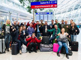 20 Henkel volunteers travelled to Romania