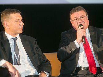 Podczas Okrągłego Stołu Prezesów Janusz Gołębiowski, prezes Henkel Polska, dzielił się doświadczeniami w zakresie wspierania i realizacji idei CSR w biznesowej praktyce