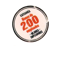 "Henkel Argentina ranked second in the ""Less than 200 employees"" category of the country's ""Best Employers"" ranking"