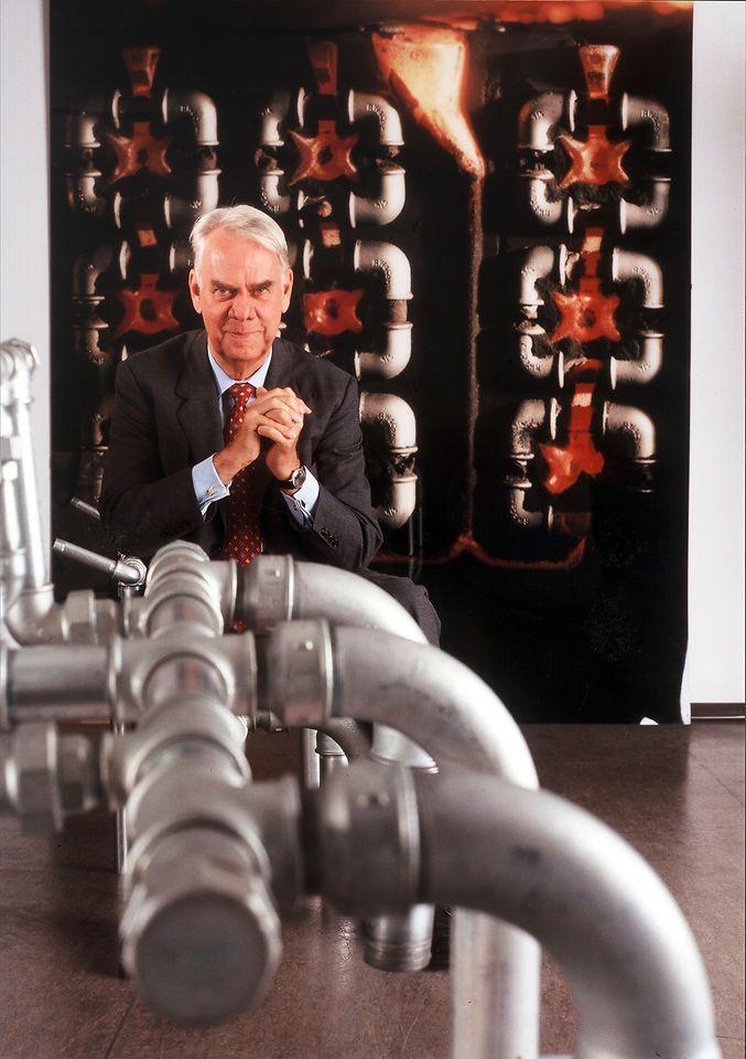 Porträt von Dipl.-Ing. Albrecht Woeste (2005)