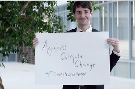 Klimaschutzwoche bei Henkel