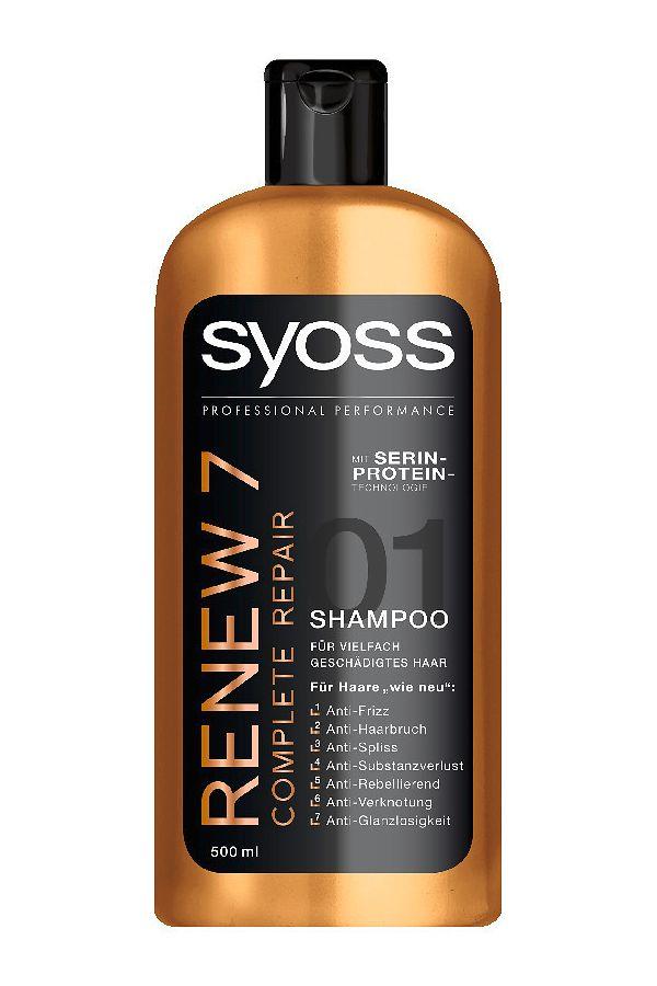 Syoss Shampoo Renew 7