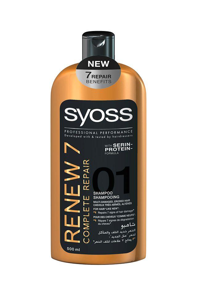 Cредство для ухода за волосами Syoss Renew 7