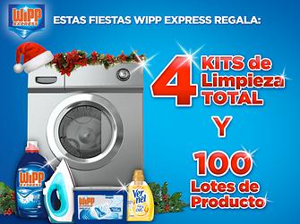 Nueva campaña navideña de WiPP Express