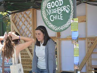 Good Neighbors Chile participó de Aldea Verde