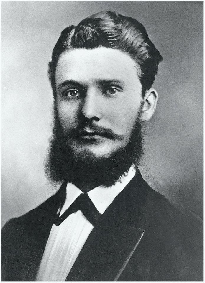 Fritz Henkel sen. 1876