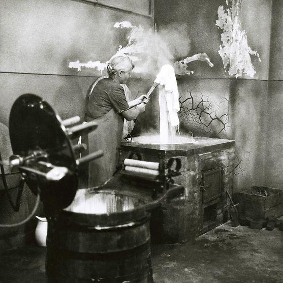 Waschen 1907