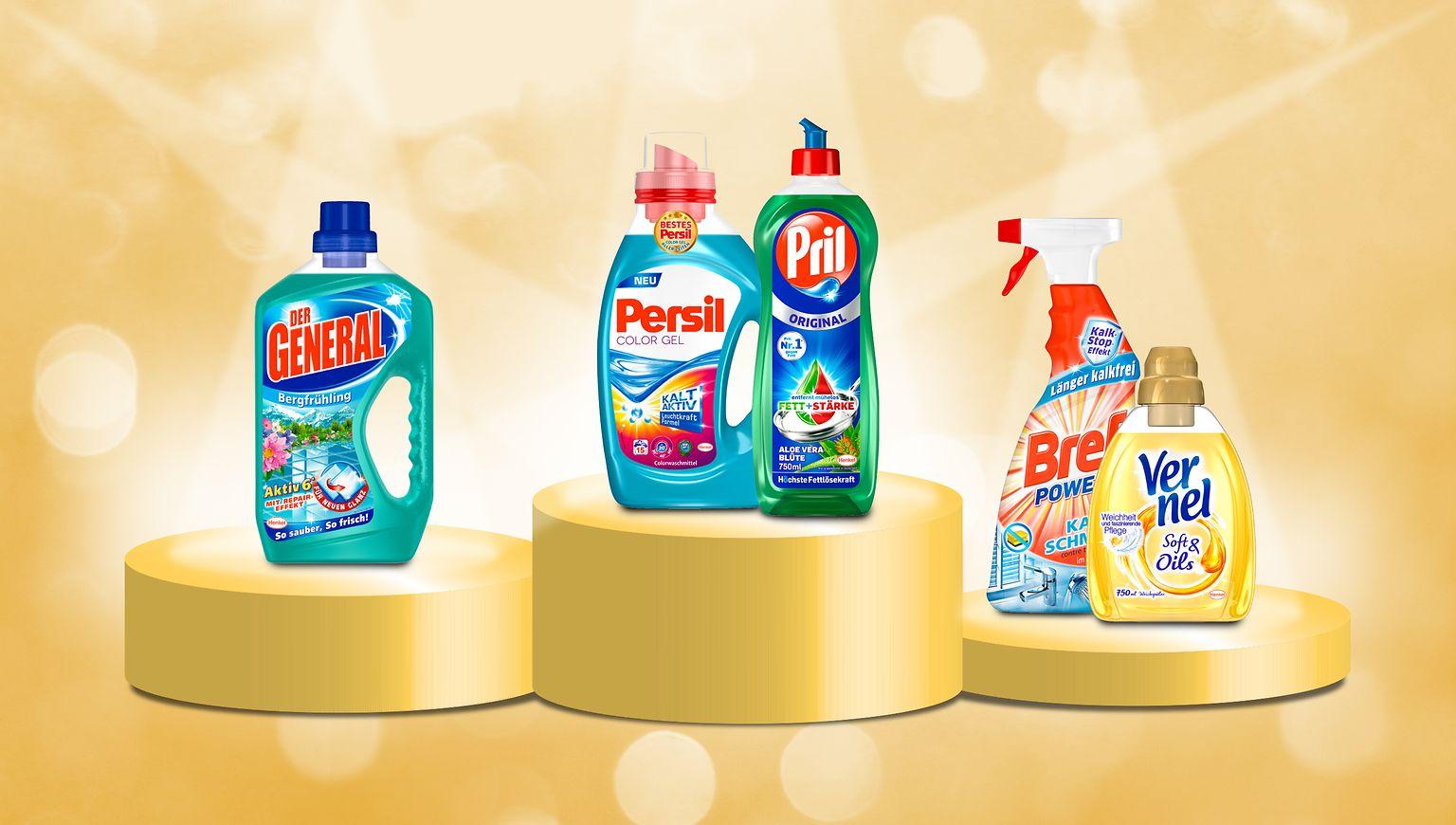 """""""Produkt des Jahres 2016"""" - fünf Neuheiten von Henkel wurden ausgezeichnet"""