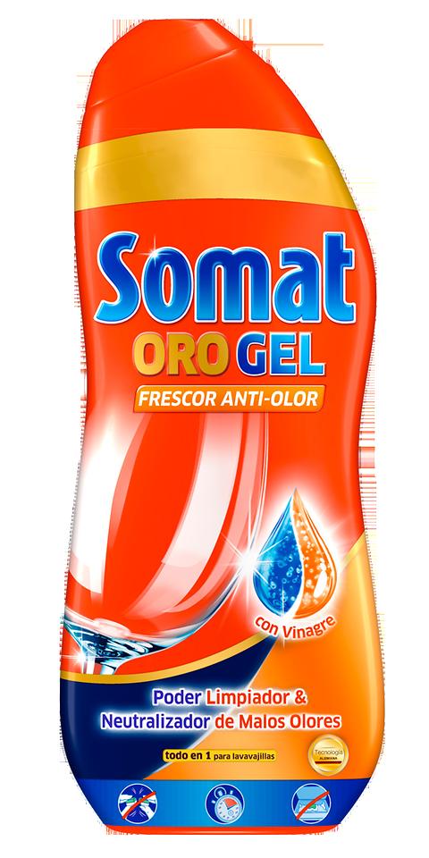 Somat Gel Anti-olor con Vinagre