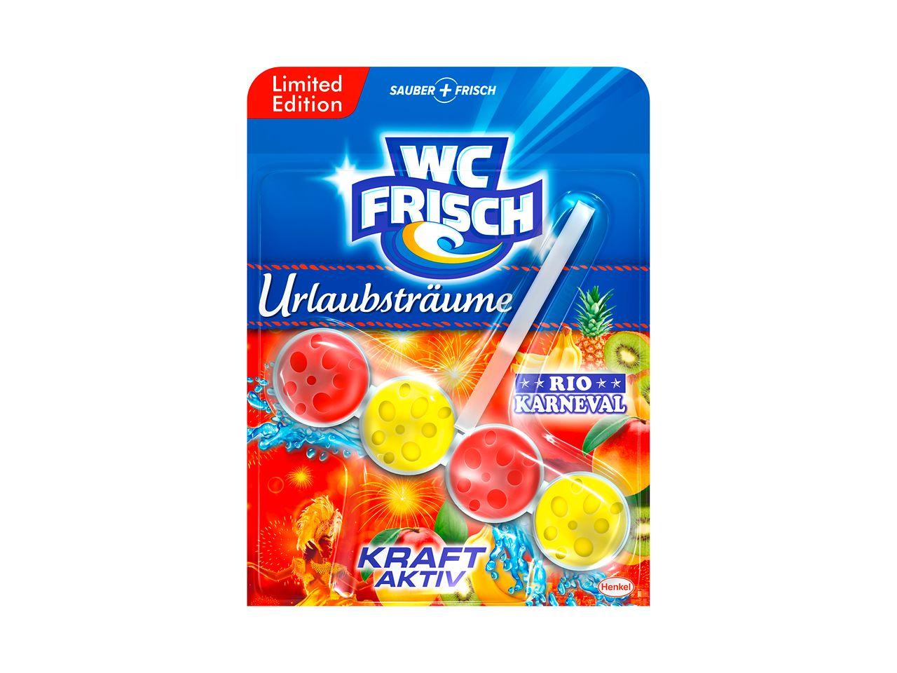 WC Frisch Kraft-Aktiv Rio Karneval