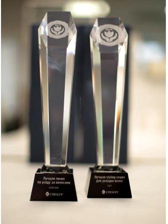 Награда «Выбор покупателя-2015» (A.S. Watson)