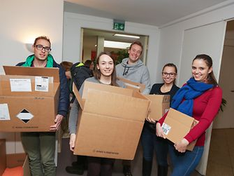 Corporate Volunteering Day in Vienna, Austria