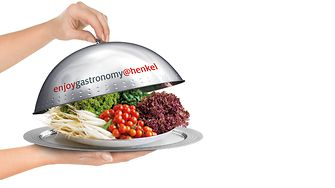 For 100 years Henkel's business gastronomy has offered a wide range of food for employees