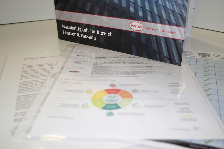 """Informationen rund um das Thema Nachhaltigkeit von Teroson und Henkel enthält das Service-Tool """"Nachhaltigkeit"""" von Teroson"""