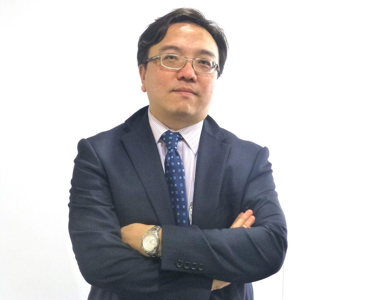 汉高全球鞋用粘合剂OEM客户总监暨台湾鞋胶事业部处长陈建智