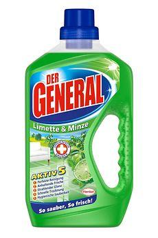 "Der General Aktiv 5 ""Limette & Minze"""