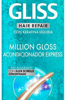 Gliss Million Gloss Acondicionador Express